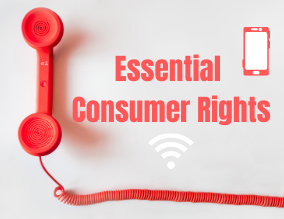 Essential consumer Rights
